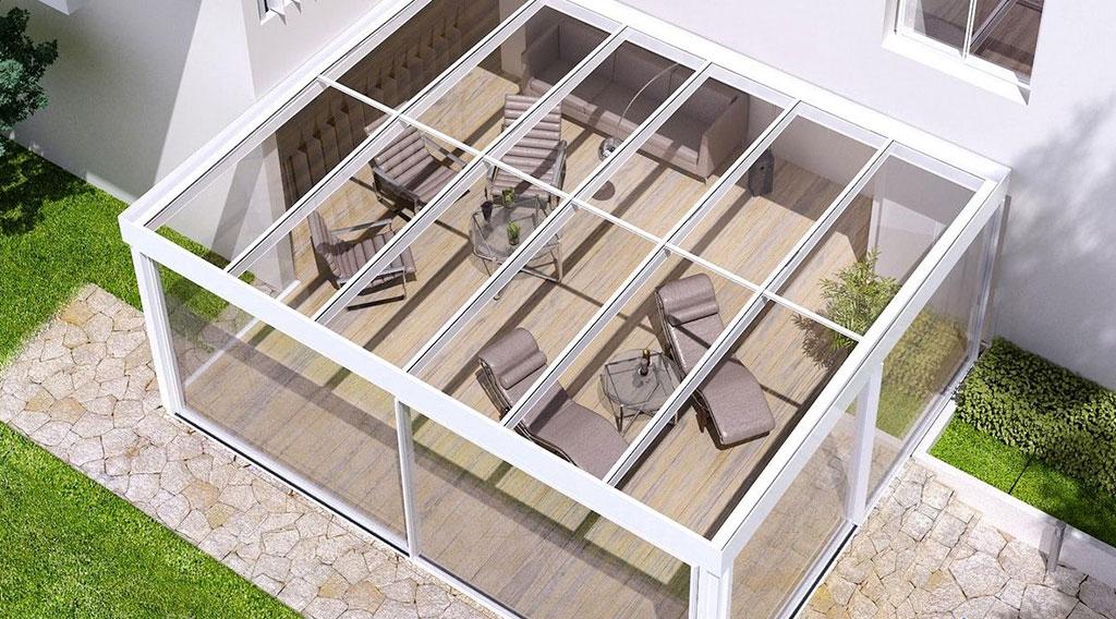 Progetto Giardino d'inverno